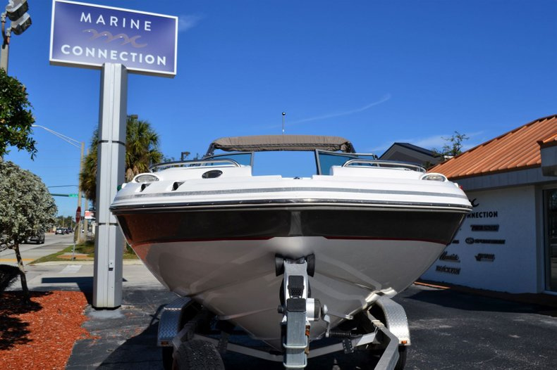 Image 2 for 2013 Hurricane SunDeck SD 2000 OB in Vero Beach, FL