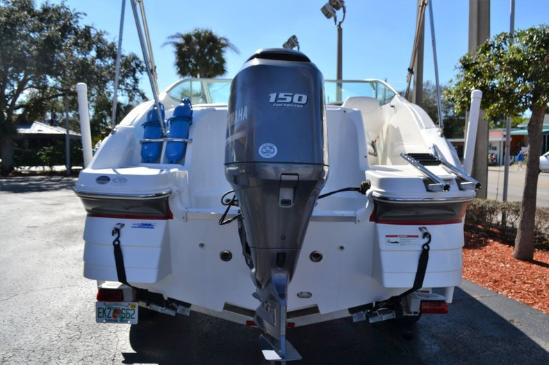 Image 4 for 2013 Hurricane SunDeck SD 2000 OB in Vero Beach, FL