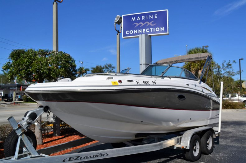 Image 1 for 2013 Hurricane SunDeck SD 2000 OB in Vero Beach, FL