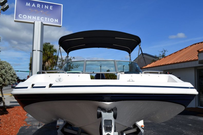 Thumbnail 2 for Used 2014 Hurricane 187 SD boat for sale in Vero Beach, FL