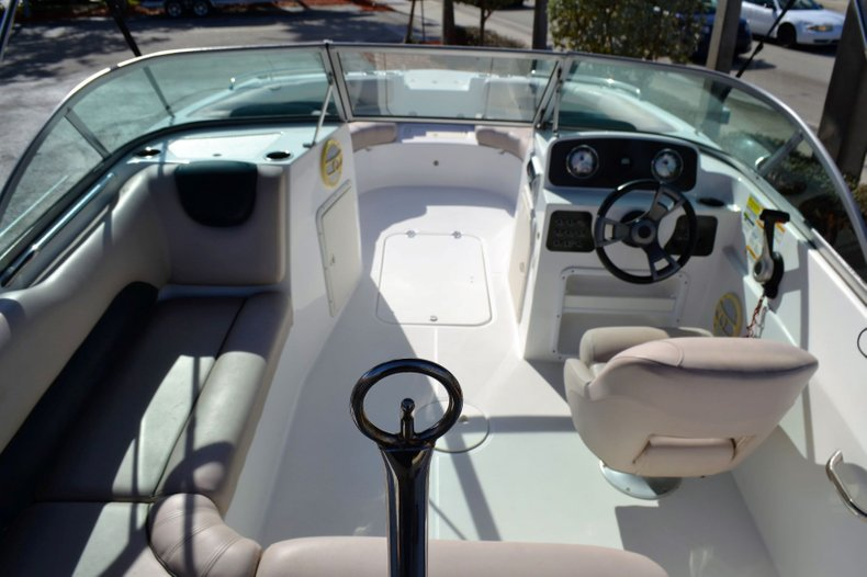 Thumbnail 7 for Used 2014 Hurricane 187 SD boat for sale in Vero Beach, FL