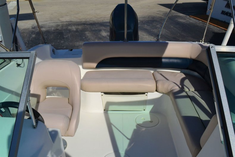 Thumbnail 14 for Used 2014 Hurricane 187 SD boat for sale in Vero Beach, FL