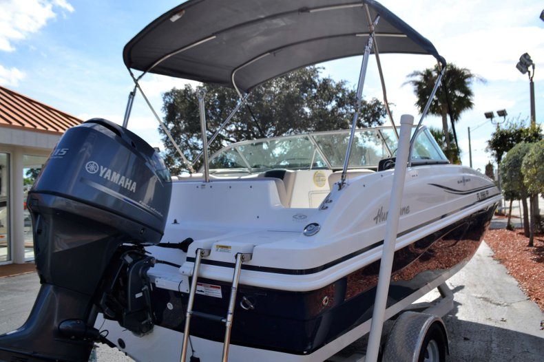 Thumbnail 5 for Used 2014 Hurricane 187 SD boat for sale in Vero Beach, FL