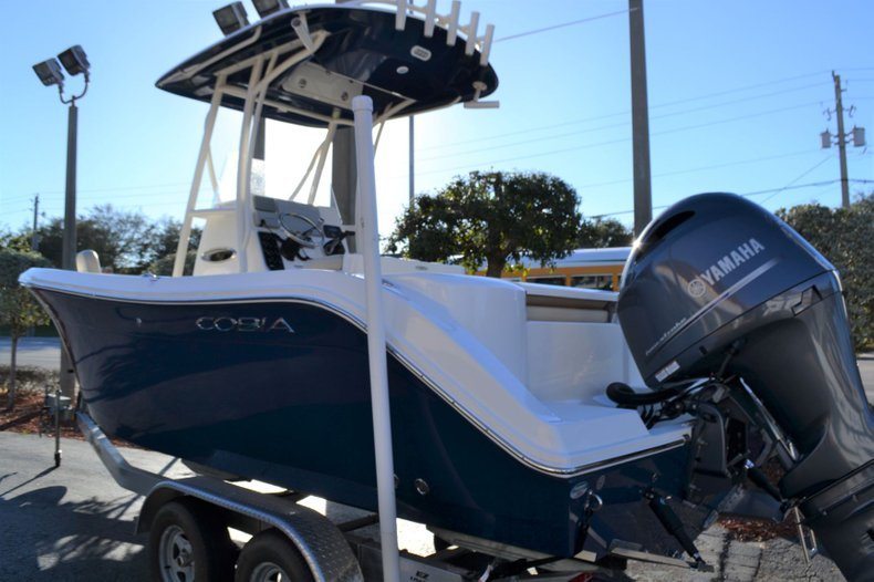 Image 3 for 2017 Cobia 220 Center Console in Vero Beach, FL