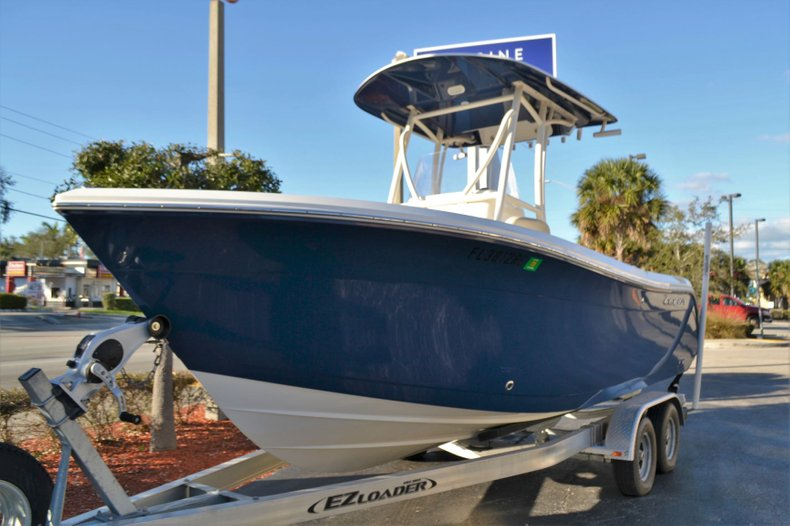 Image 1 for 2017 Cobia 220 Center Console in Vero Beach, FL