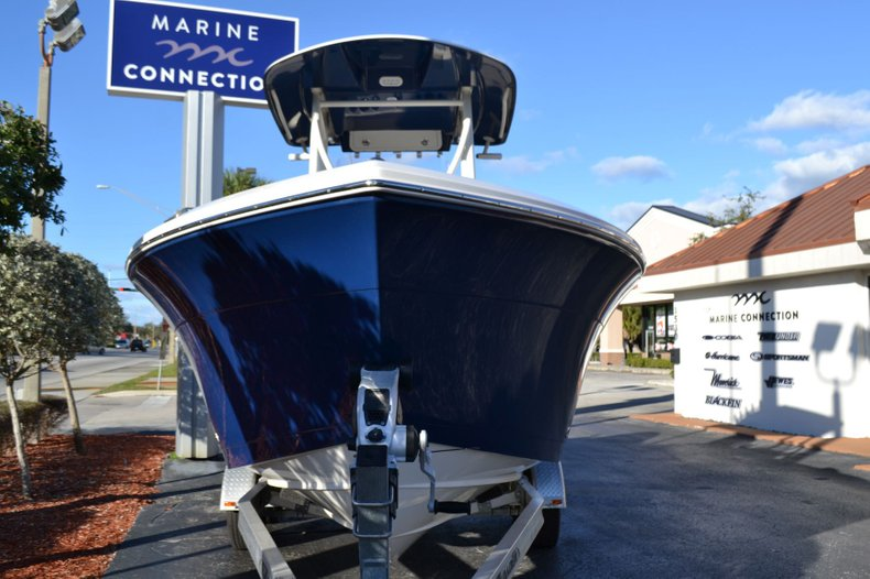 Image 2 for 2017 Cobia 220 Center Console in Vero Beach, FL