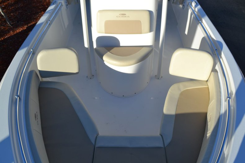 Image 14 for 2017 Cobia 220 Center Console in Vero Beach, FL