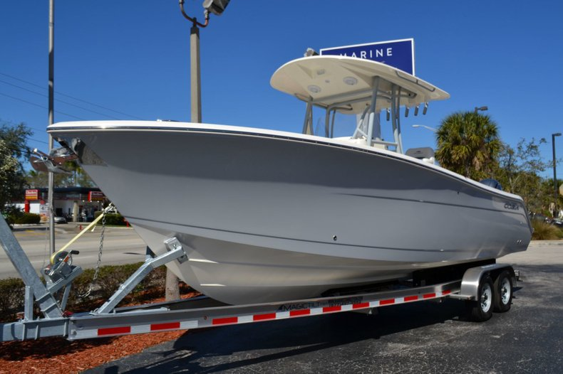 Image 1 for 2019 Cobia 277 Center Console in West Palm Beach, FL