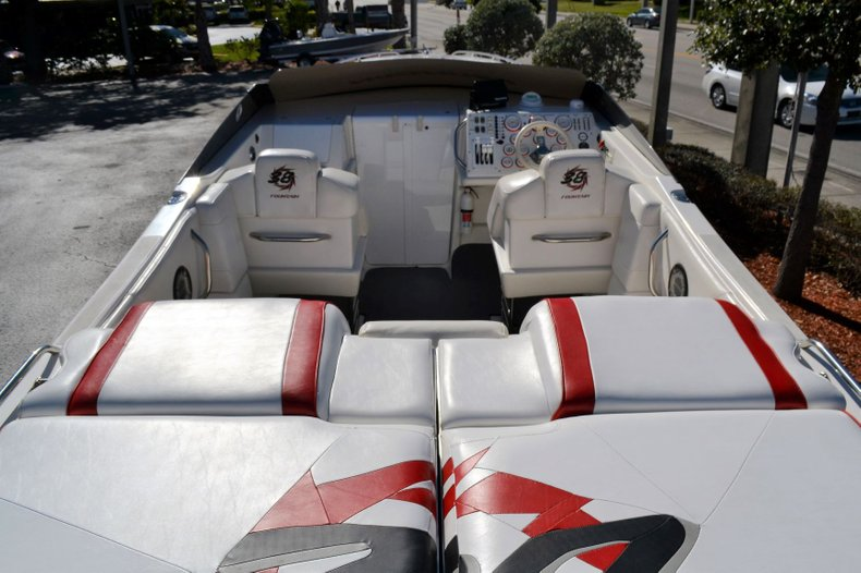 Thumbnail 12 for Used 2000 Fountain 38 Fever boat for sale in Vero Beach, FL
