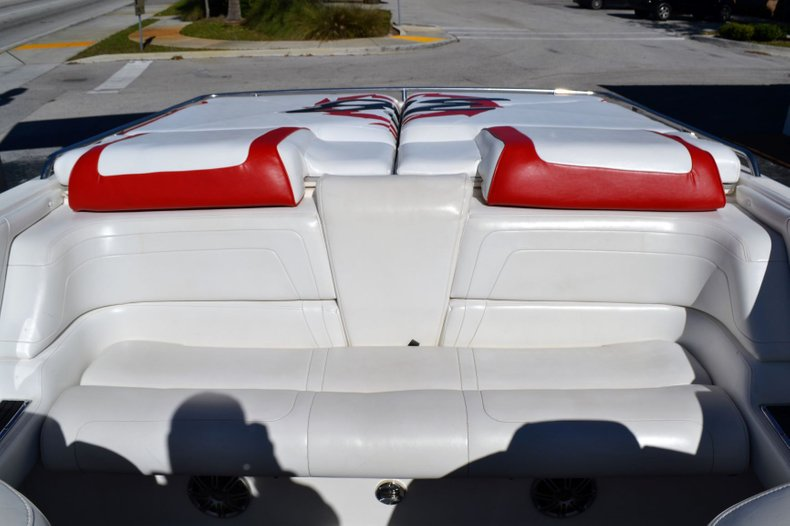 Thumbnail 26 for Used 2000 Fountain 38 Fever boat for sale in Vero Beach, FL