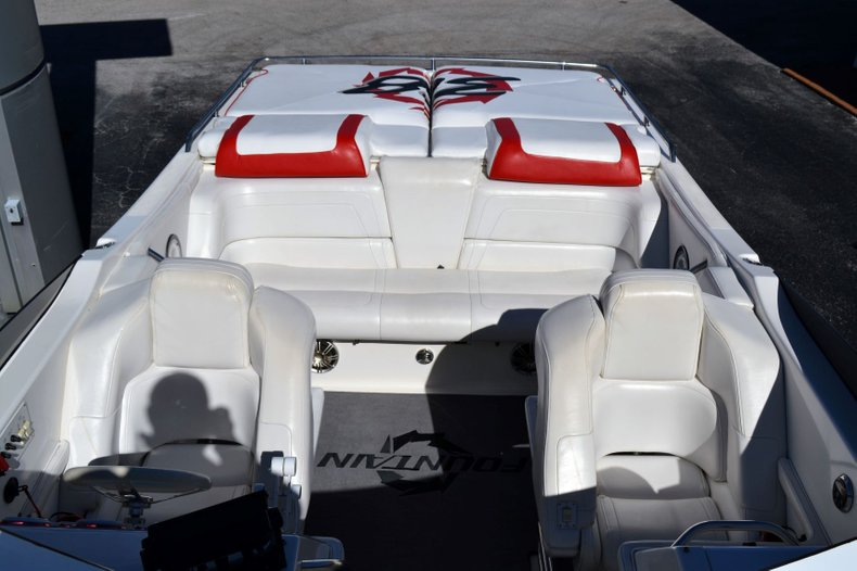 Thumbnail 35 for Used 2000 Fountain 38 Fever boat for sale in Vero Beach, FL