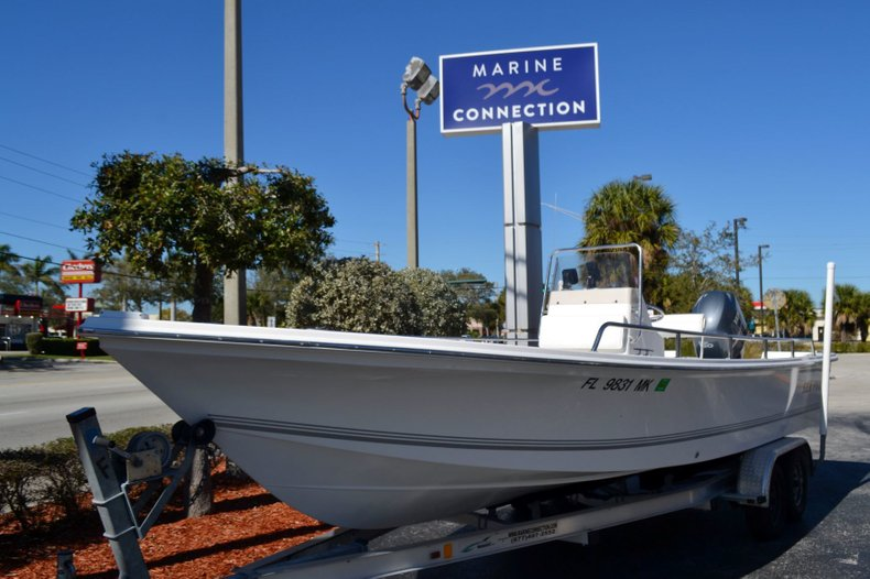 Thumbnail 1 for Used 2003 Sea Pro SV2300 boat for sale in Vero Beach, FL