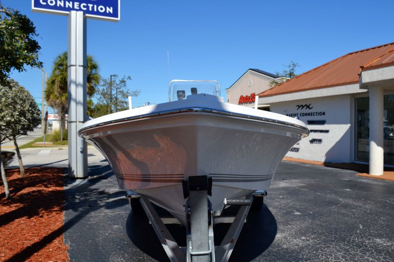 Thumbnail 2 for Used 2003 Sea Pro SV2300 boat for sale in Vero Beach, FL
