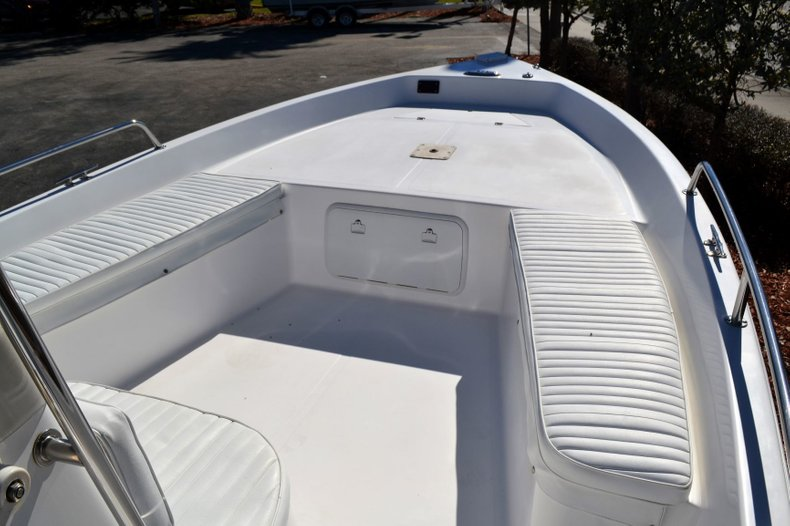 Thumbnail 14 for Used 2003 Sea Pro SV2300 boat for sale in Vero Beach, FL