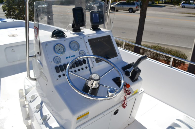 Thumbnail 10 for Used 2003 Sea Pro SV2300 boat for sale in Vero Beach, FL