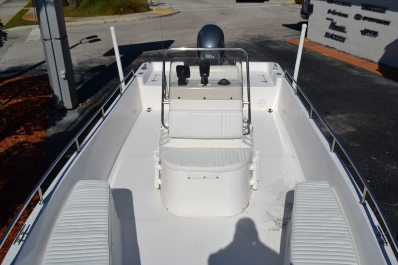 Thumbnail 15 for Used 2003 Sea Pro SV2300 boat for sale in Vero Beach, FL