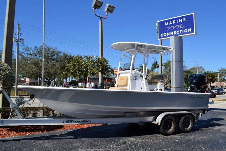 Thumbnail 0 for New 2019 Sportsman Tournament 234 Bay boat for sale in Vero Beach, FL