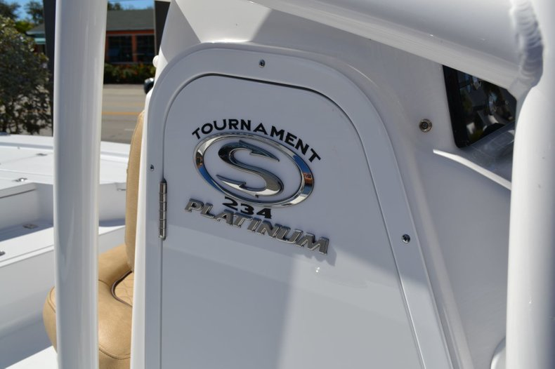 Thumbnail 23 for New 2019 Sportsman Tournament 234 Bay boat for sale in Vero Beach, FL