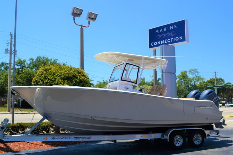 Thumbnail 0 for New 2019 Sportsman Heritage 251 Center Console boat for sale in Vero Beach, FL