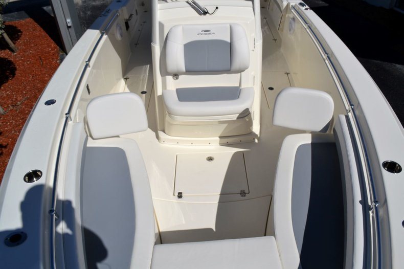 Thumbnail 16 for New 2019 Cobia 301 CC Center Console boat for sale in Vero Beach, FL