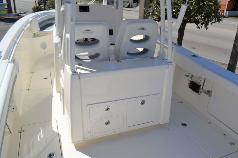 Thumbnail 10 for New 2019 Cobia 301 CC Center Console boat for sale in Vero Beach, FL
