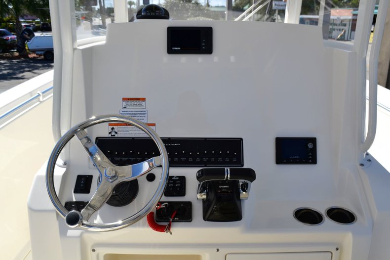 Thumbnail 11 for New 2019 Cobia 301 CC Center Console boat for sale in Vero Beach, FL