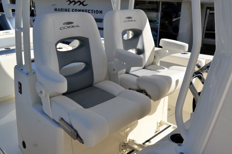 Thumbnail 20 for New 2019 Cobia 301 CC Center Console boat for sale in Vero Beach, FL