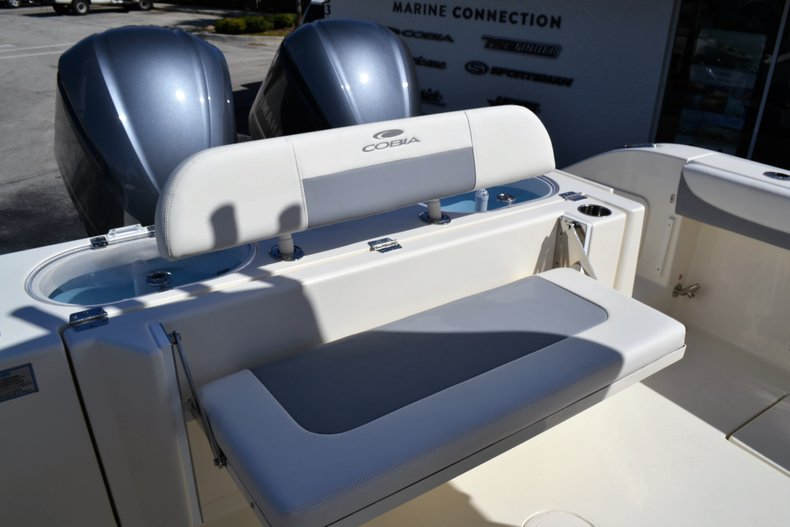 Thumbnail 27 for New 2019 Cobia 301 CC Center Console boat for sale in Vero Beach, FL