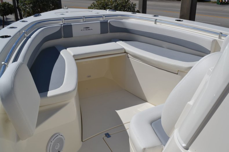 Thumbnail 14 for New 2019 Cobia 301 CC Center Console boat for sale in Vero Beach, FL