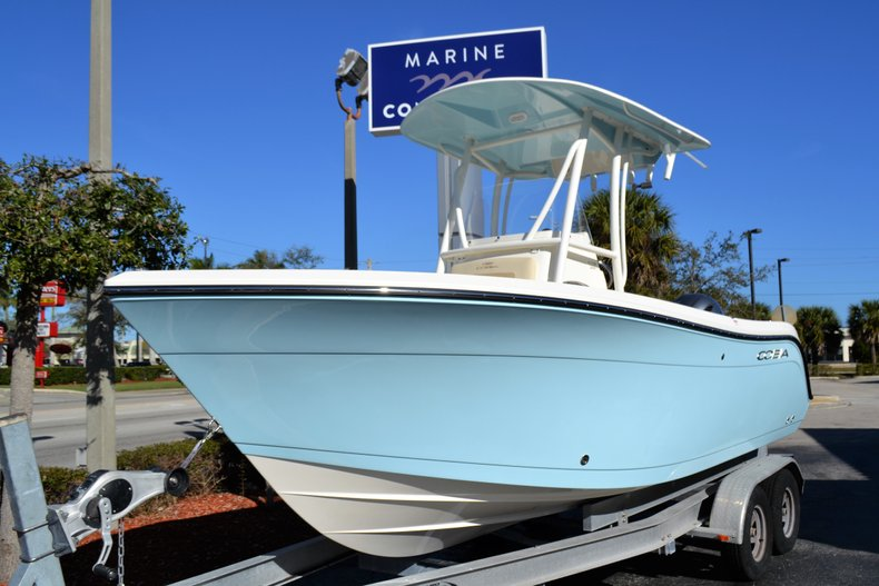 Thumbnail 1 for New 2019 Cobia 201 Center Console boat for sale in Vero Beach, FL