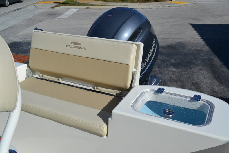 Thumbnail 14 for New 2019 Cobia 201 Center Console boat for sale in Vero Beach, FL