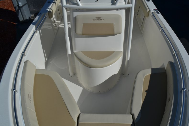 Thumbnail 19 for New 2019 Cobia 201 Center Console boat for sale in Vero Beach, FL
