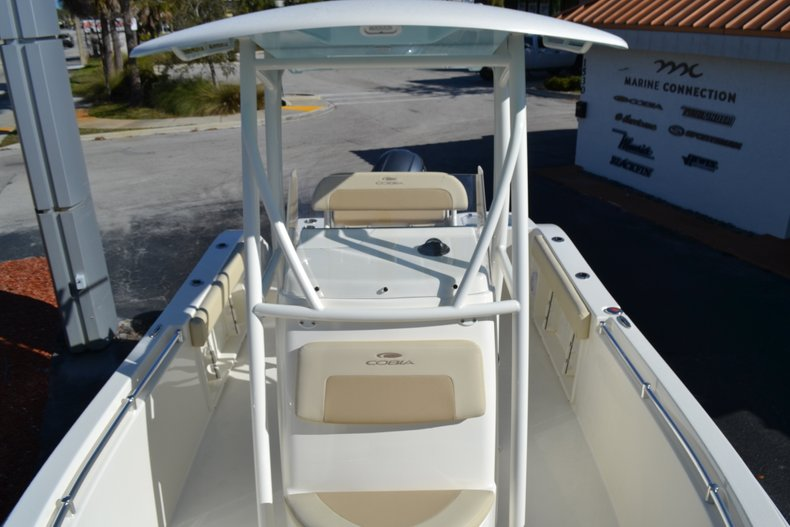 Thumbnail 20 for New 2019 Cobia 201 Center Console boat for sale in Vero Beach, FL