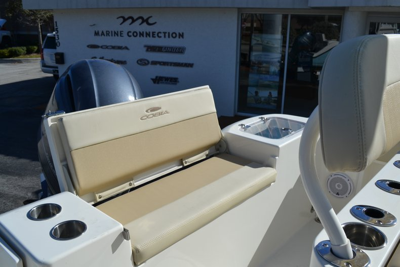Thumbnail 24 for New 2019 Cobia 201 Center Console boat for sale in Vero Beach, FL