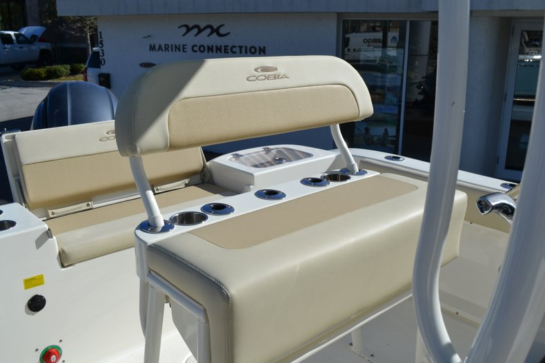 Thumbnail 23 for New 2019 Cobia 201 Center Console boat for sale in Vero Beach, FL