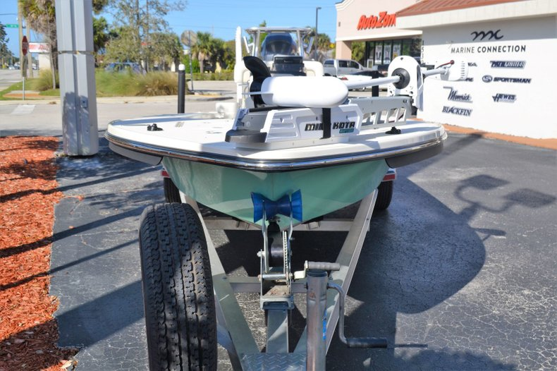 Thumbnail 2 for Used 2014 Sterling 180 T boat for sale in Vero Beach, FL