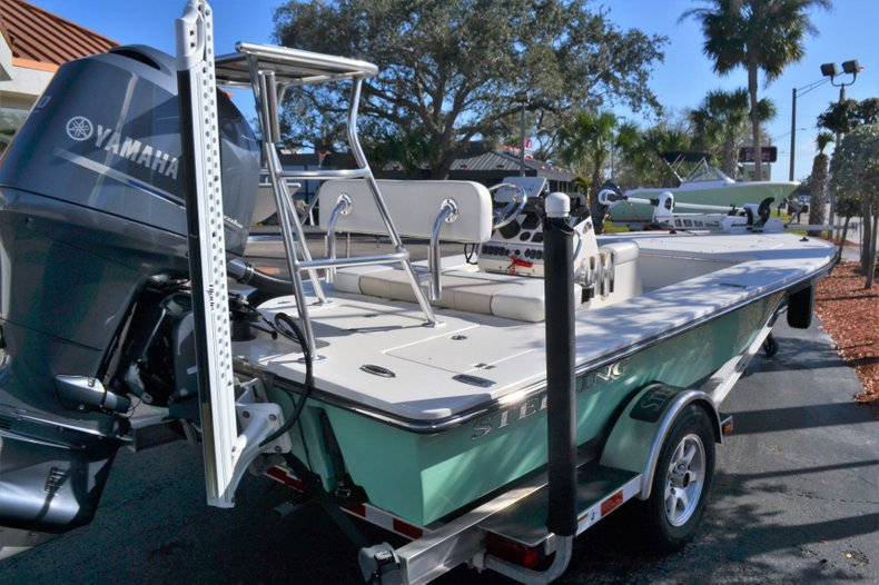 Thumbnail 7 for Used 2014 Sterling 180 T boat for sale in Vero Beach, FL