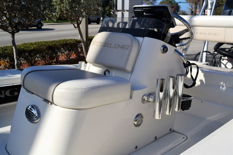 Thumbnail 3 for Used 2014 Sterling 180 T boat for sale in Vero Beach, FL