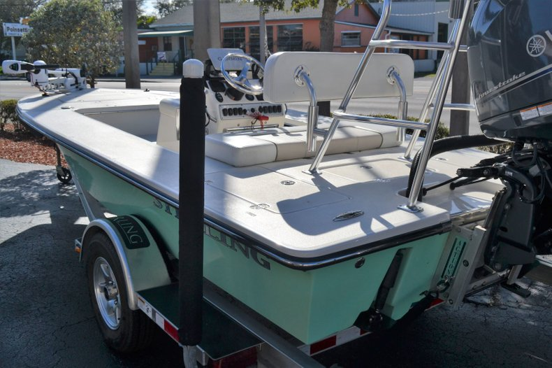 Thumbnail 5 for Used 2014 Sterling 180 T boat for sale in Vero Beach, FL