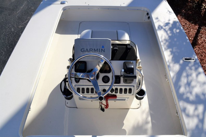 Thumbnail 10 for Used 2014 Sterling 180 T boat for sale in Vero Beach, FL