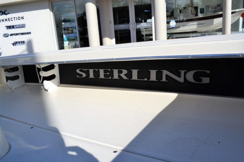 Thumbnail 23 for Used 2014 Sterling 180 T boat for sale in Vero Beach, FL