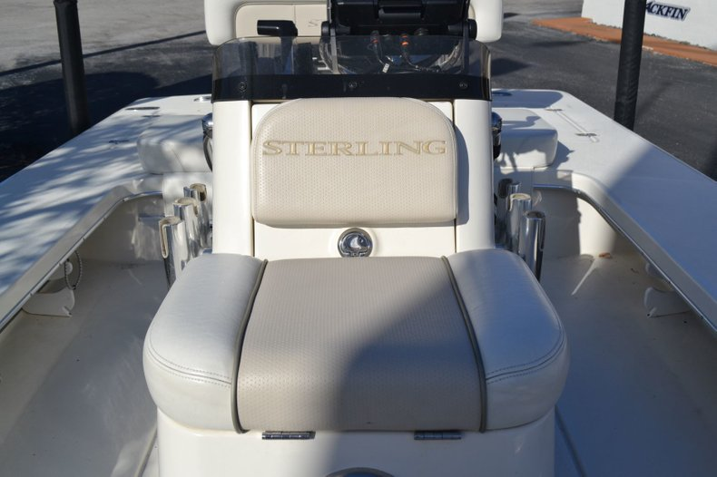 Thumbnail 18 for Used 2014 Sterling 180 T boat for sale in Vero Beach, FL
