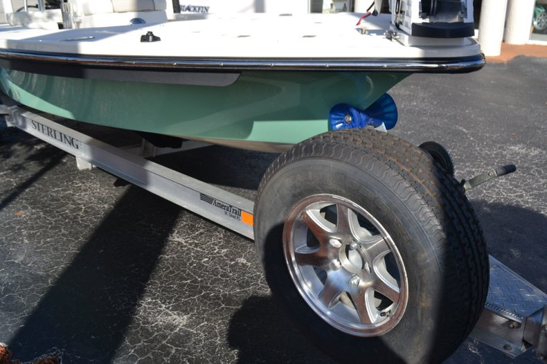 Thumbnail 25 for Used 2014 Sterling 180 T boat for sale in Vero Beach, FL