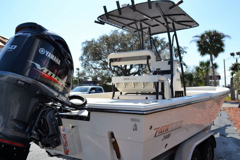 Image 5 for 2019 Pathfinder 2400 TRS Bay Boat in Vero Beach, FL
