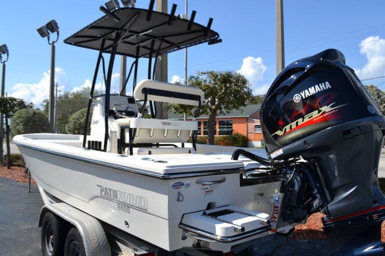 Image 3 for 2019 Pathfinder 2400 TRS Bay Boat in Vero Beach, FL