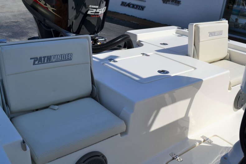 Image 27 for 2019 Pathfinder 2400 TRS Bay Boat in Vero Beach, FL