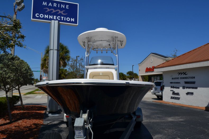 Thumbnail 2 for Used 2014 Sportsman Masters 247 Bay Boat boat for sale in Vero Beach, FL