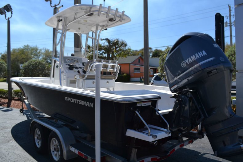 Thumbnail 3 for Used 2014 Sportsman Masters 247 Bay Boat boat for sale in Vero Beach, FL