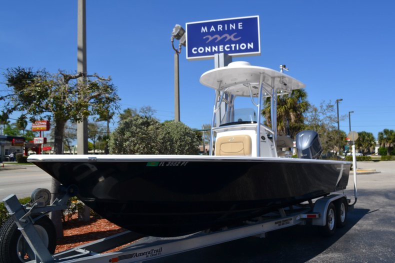 Thumbnail 1 for Used 2014 Sportsman Masters 247 Bay Boat boat for sale in Vero Beach, FL