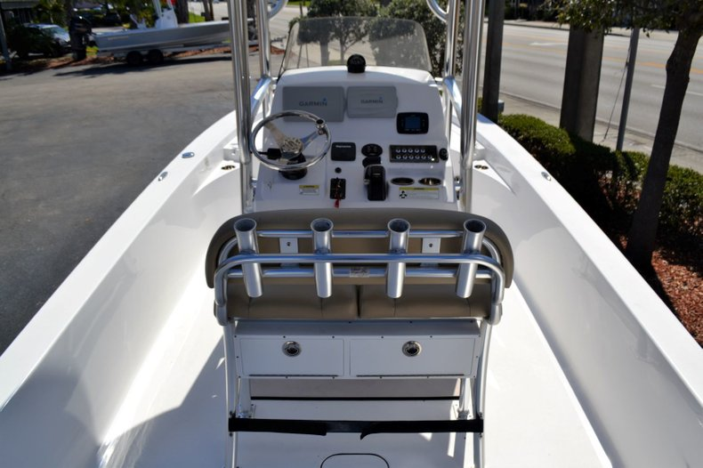 Thumbnail 9 for Used 2014 Sportsman Masters 247 Bay Boat boat for sale in Vero Beach, FL